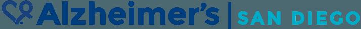 Alzheimer's San Diego Logo