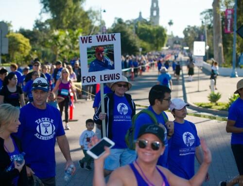 Walk4ALZ Fundraising Tips
