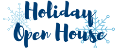 Join us at our Holiday Open House