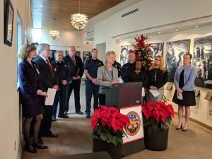 alzheimer's response team ART media event