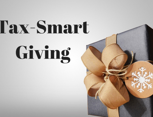 Tax-smart giving in 2019