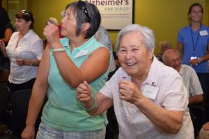 Movement & Motion @ Alzheimer's San Diego | San Diego | California | United States
