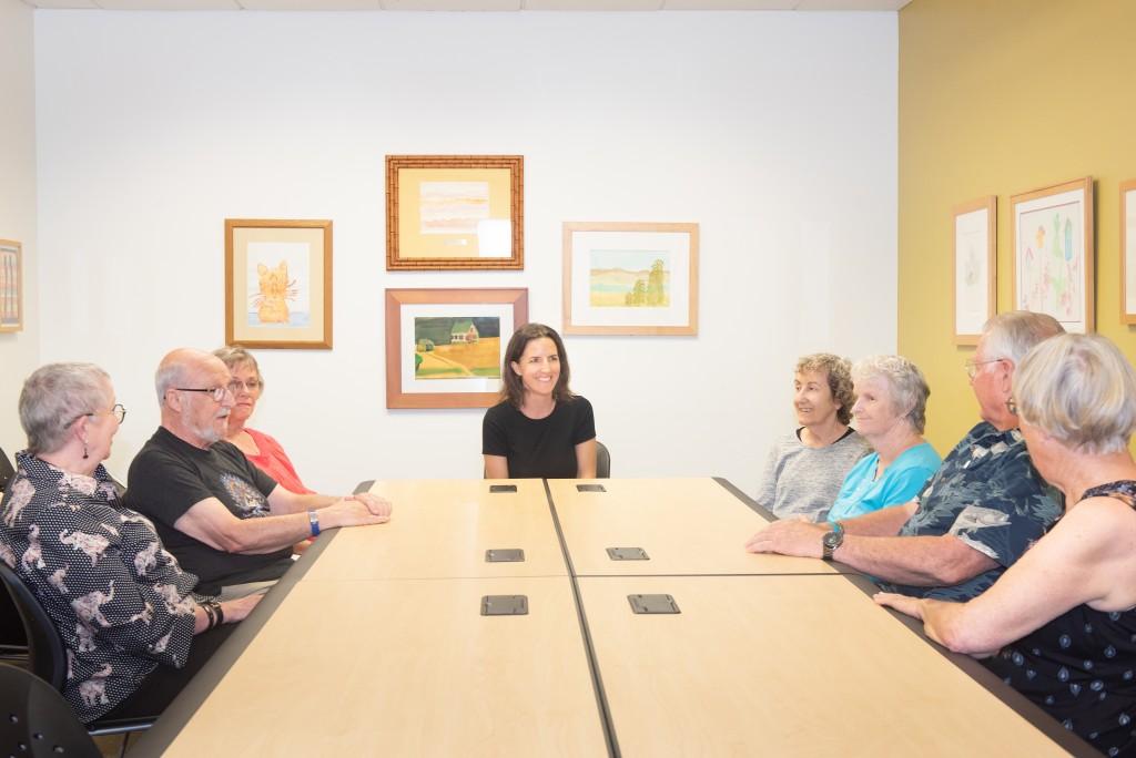 alumni support group alzheimers san diego