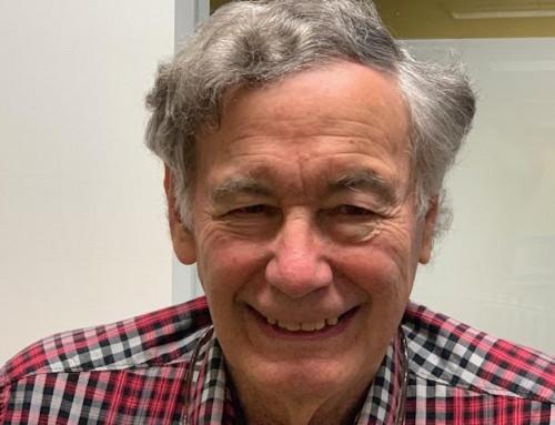 Board Profile: Herb Liberman walks the walk