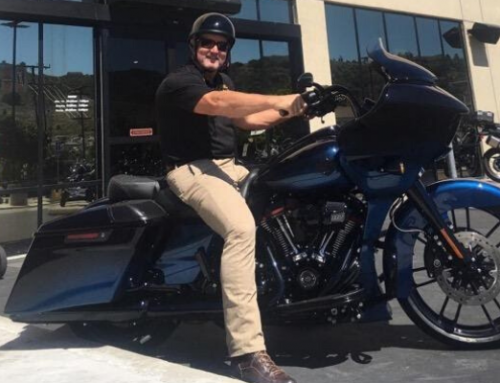 Virtual Rides4ALZ: Why Paul won't stop