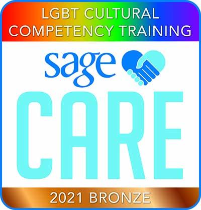 SAGE-CARE Bronze Member 2021