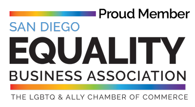 Proud Member San Diego Equality Business Association