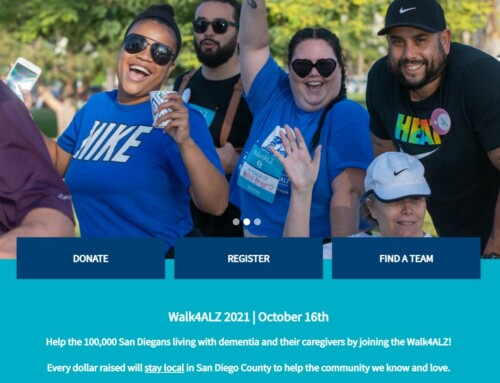 HOW TO: Register for Walk4ALZ